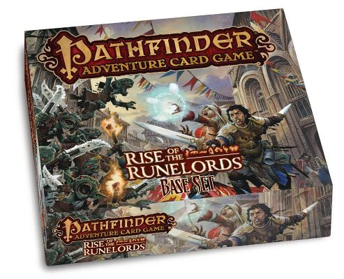 Rise of the Runelords Base Set By Selinker, Mike/ Games, Lone Shark (CON)